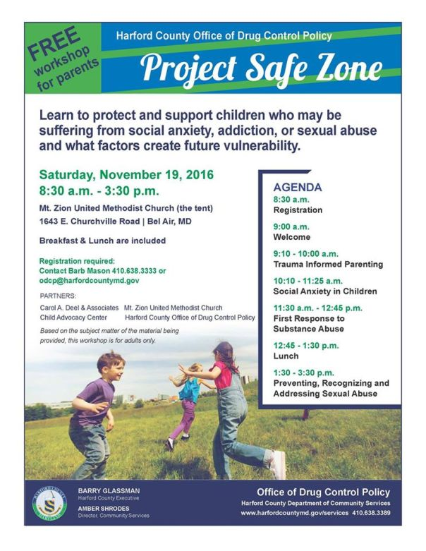 project-safe-zone